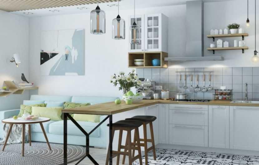 Белая кухня в скандинавском стиле — лучшие варианты интерьера, особенности дизайна и украшения в скандинавском стиле