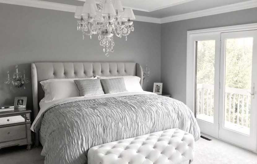 Белая спальня: 145 фото современного дизайна спальни белого цвета. Смелые решения по сочетанию элементов интерьера