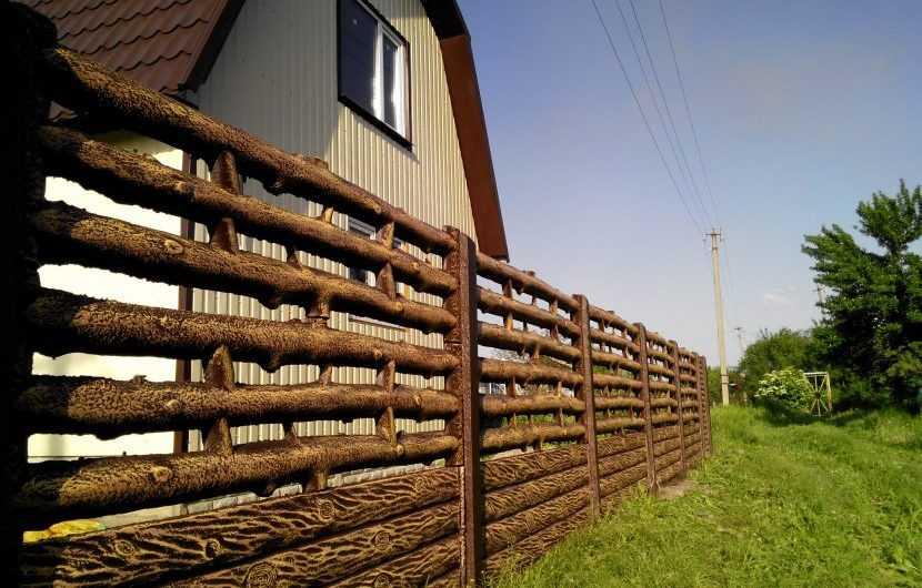 Деревянный забор — 170 фото эксклюзивных и оригинальных вариантов для дачного участка