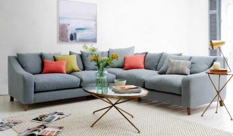 Диван в гостиную — обзор эксклюзивных и типовых моделей диванов для современных и классических интерьеров