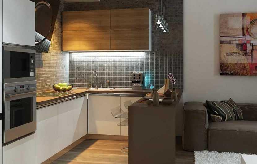 Дизайн кухни-гостиной: стильные примеры оформления кухни. Советы дизайнеров и мастер-класс от экспертов