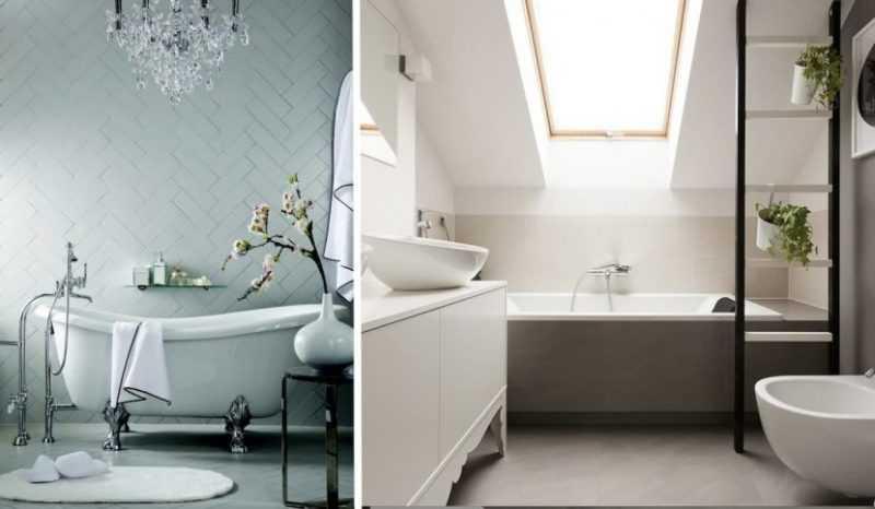 Дизайн ванной — трендовые идеи и современные тенденции оформления ванной комнаты