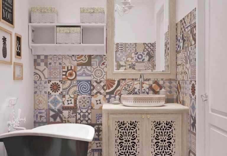 Дизайн ванны 2 кв. м. — варианты дизайна и идеи по стилизации маленькой ванной комнаты