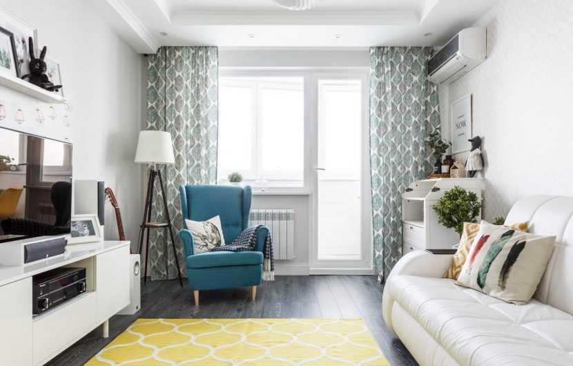 Гостиная 20 кв. м. — реальные примеры оформления и идеи создания красивого дизайна интерьера гостиной (160 фото)
