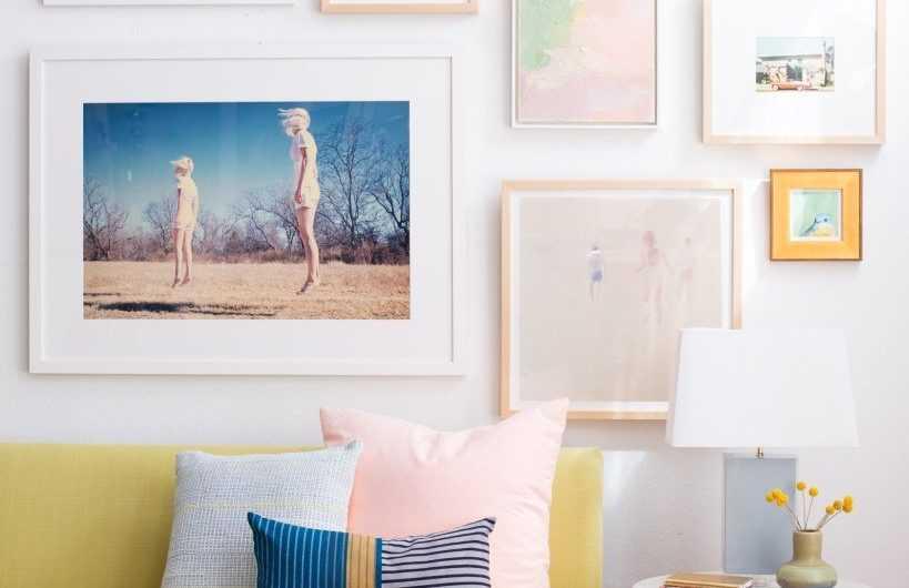 Картины для интерьера — подробное описание как выбрать хорошие картины для оформления интерьера спальни, холла и гостиной