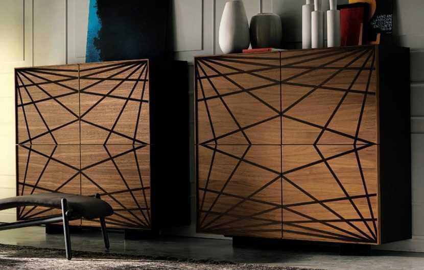 Комоды в гостиную: примеры идеального сочетания и размещения комода в современном интерьере