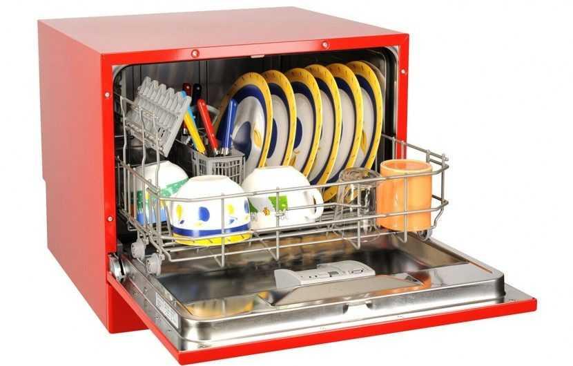 Компактная посудомоечная машина | Фото и описание плюсов, минусов лучших моделей от Bosh, Candy, Siemens, Midea