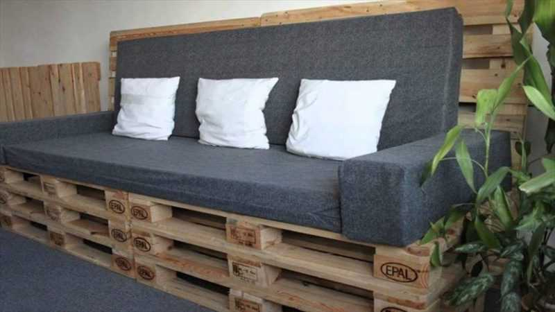 Мебель из поддонов — смотрите здесь лучшие идеи дизайна и подробное описание изготовления