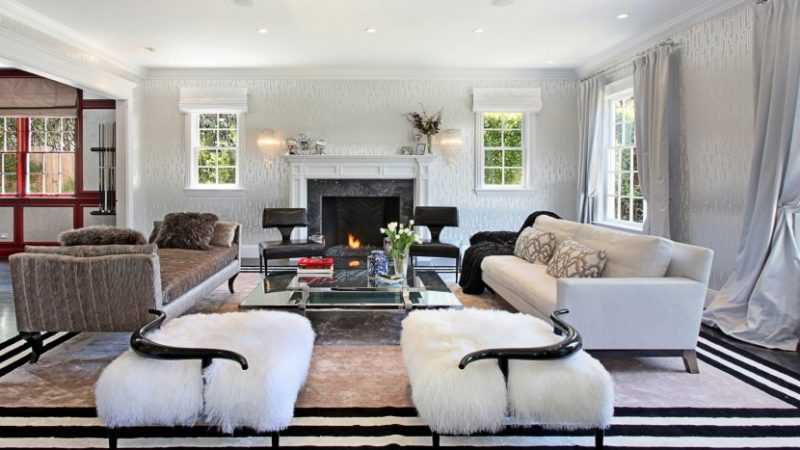 Обои в гостиную — лучшие решения и советы по выбору оптимальных обоев для гостиной
