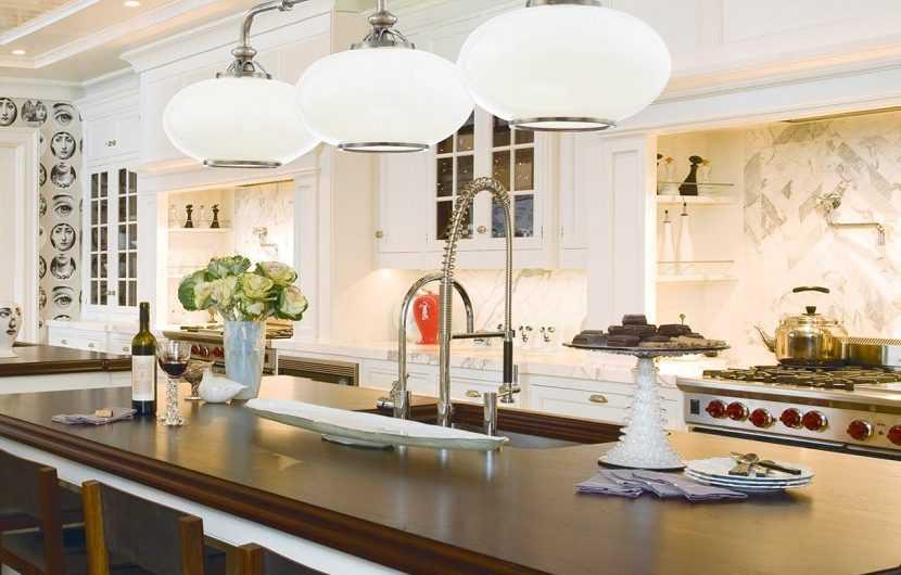 Освещение на кухне — лучшие проекты и идеи по применению осветительных элементов в дизайне интерьера (145 фото)