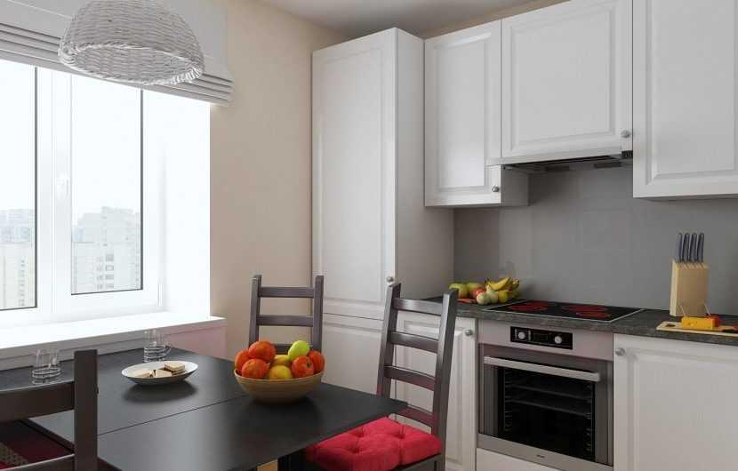 Ремонт кухни 6 кв. м. — примеры лучших вариантов 2020 года. ТОП-100 фото красивого дизайна в маленькой кухне