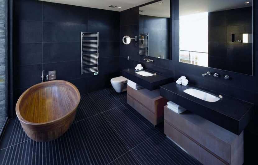 Ремонт ванной комнаты: современные тренды и актуальные тенденции оформления дизайна (175 фото)