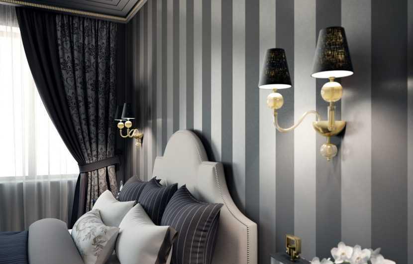 Серая спальня: красивые сочетания, варианты применения и особенности использования серого цвета в спальне (160 фото лучших идей)