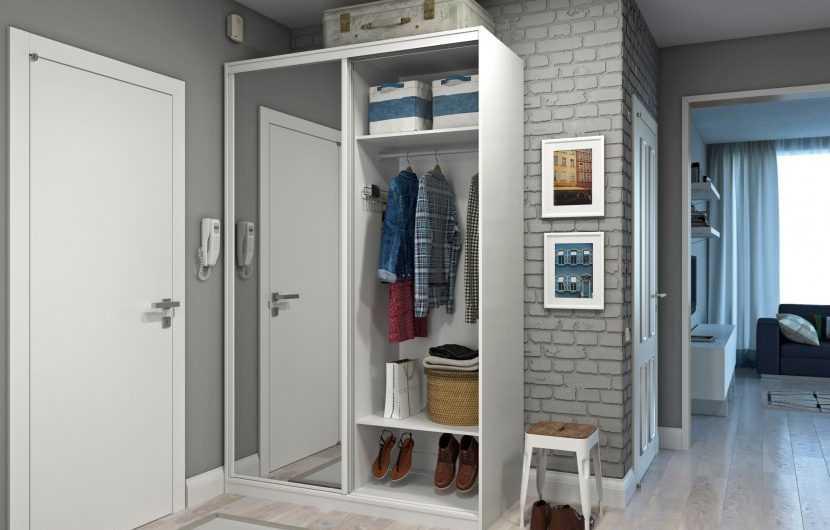 Шкаф в прихожую — обзор самых модных, стильных и красивых моделей шкафов | 165 фото