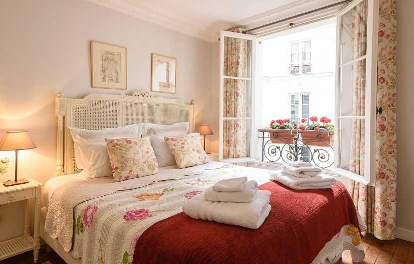 Спальня в стиле Прованс — реальные варианты применения стилей и оригинальные варианты использования стиля Прованс