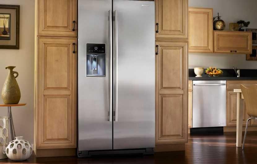Встроенный холодильник: 155 фото красивых, удобных и практичных идей применения холодильников встроенного типа
