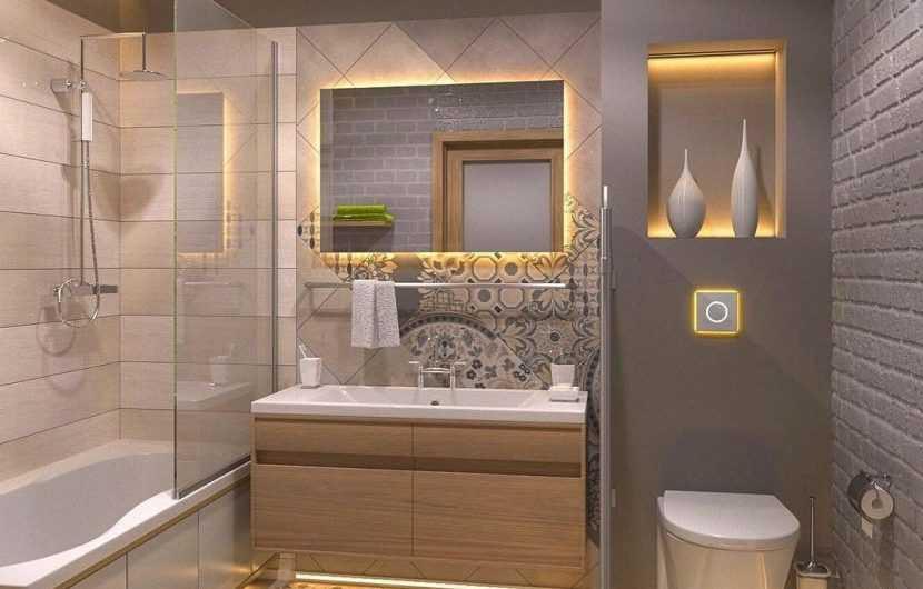 Дизайн совмещенной ванной — лучшие решения для создания идеальных интерьеров с фото примерами